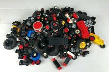 LEGO LOT 1,5KG WHEELS TYRES ROUES PNEUS LEGOLAND SYSTEM TECHNICS TRAIN