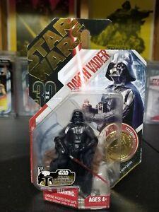 Star wars 30th anniversary Darth Vader #16 Gold Coin.