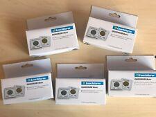 LEUCHTTURM 5 x 10 Quadrum Note 34 mm - Capsules carrées pour pièces