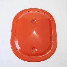 Mopar A12 AAR TA Oval Air Cleaner Lid 45 Degree Lip Road Runner Orange 69 70 440