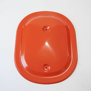 Mopar A12 AAR TA Oval Air Cleaner Lid 45 Degree Lip Road Runner Orange 69 70 440