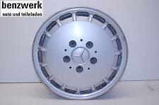 Mercedes W201 190 ORIGINAL Alufelge Felge Gullideckel 5x14 ET 50 2014000702