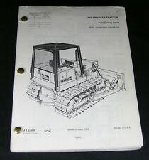 CASE 1450 Crawler Tractor Dozer Bulldozer Parts Manual Book Catalog List OEM
