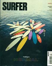 Surfer Magazine - April 2018 - Volume 59, Issue 1 - Thomas Campbell