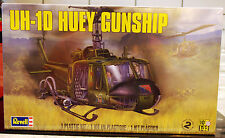 Bell uh-1d GUNSHIP, 1:32, REVELL 5536 nuovamente 2016 nuovamente NUOVO