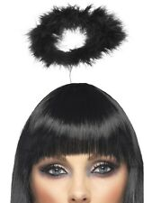 Marabou Angels Halo Saints & Sinners Fancy Dress Religious Angel