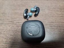 Sony WF-SP700N/B Sport True Wireless Noise Canceling Earbud Headphones Black