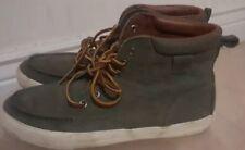 Polo Ralph Lauren Mens Ankle Boots Shoes w/ 2 Polo Ralph Lauren shirts