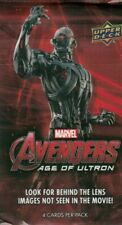 2015 Upper Deck Marvel Avengers Age of Ultron Trading Card Pack