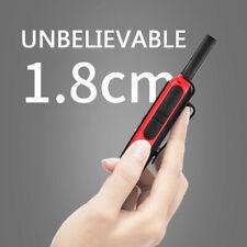 Ultra-thin Mini Walkie Talkies Set MH-M2 Long Range Two Way USB Intercom System