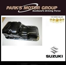 NEW Genuine Suzuki Ignis Wagon R + Liana Engine Oil Sump Pan 1.3/5/6 11510-69G03