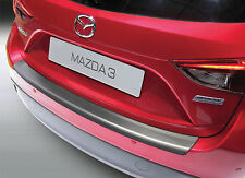Voll Ladekantenschutz Mazda 3 PASSGENAU & Abkantung RGM ab BJ. 10.2013> BM 5-Tür