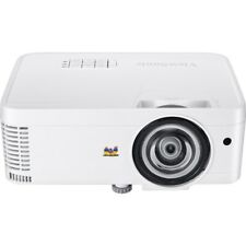Viewsonic PS501W 3D Ready Short Throw DLP Projector - 720p - HDTV - 16:10