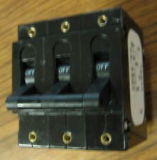 AIRPAX circuit breaker UPL111-1-66-203, 250V/20A, 3 pole