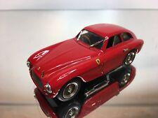 ART MODEL 001 FERRARI 166 NM PROVA - RED 1:43 - EXCELLENT CONDITION - 8