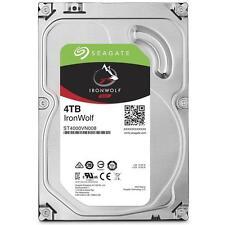 "Seagate IronWolf 4TB 3.5"" SATA Internal NAS Hard Drive HDD 5900RPM 64MB Cache"