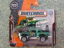 Matchbox 2018 #107/125 SONORA Verde Metálico Casea