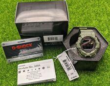 Casio G-Shock Steptracker Mens Watch -Tough, Sealed, Digital, Green - GBD800UC-3