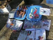 Bratz Huge Lot With 9 Dolls, Clothes and Over 140 Accessories