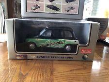 1:18 LONDON TAXI CAB TX1 - GILLETTE
