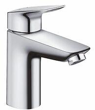 hansgrohe LOGIS 100, Einhebel - Waschtischmischer Waschtisch Armatur, HG71100000
