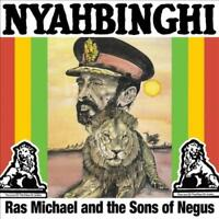 RAS MICHAEL AND THE SONS OF NEGUS - NYAHBINGHI NEW VINYL RECORD