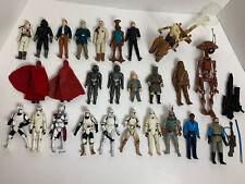 Star Wars Some Vintage Lot