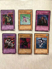 Konami Yu-Gi-Oh! Lot of 6 cards