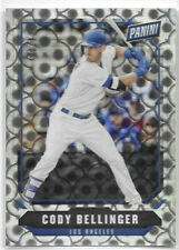 Cody Bellinger 2018 Panini The National Bubble Parallel 9/10