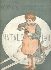 Roma Rassegna Illustrata Esposizione del 1911 dicembre,Anno II n.13 14