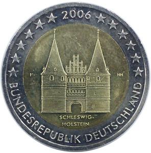 ALLEMAGNE 2 Euro 2006 F