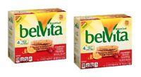 Belvita Cranberry Orange Breakfast Biscuits 2 Box Pack