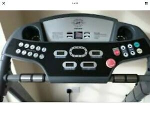 Horizon  HTM 3000 Fold Power Incline, Electric Treadmill... Running Machine