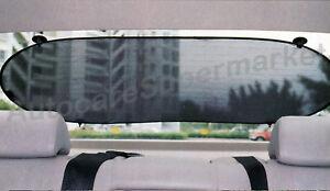 Autocare Sunshade Car Rear Window / Windscreen Folding Sun Shade 100 x 50cm