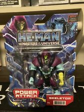 He-Man and the Masters of the Universe Power Attack Skeletor Action Figure