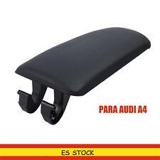 sintéticos cuero Tapa reposabrazos reposabrazos protectora para AUDI A4 B7