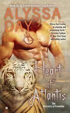 Heart of Atlantis (Warriors of Poseidon) by Alyssa Day