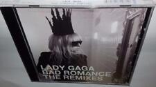 LADY GAGA BAD ROMANCE THE REMIXES (2009) BRAND NEW SEALED U.S. IMPORT CD