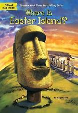 Where Is Easter Island? by Megan Stine Paperback Book