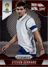 2014 Panini Prizm World Cup #139 Steven Gerrard - England - Base Card