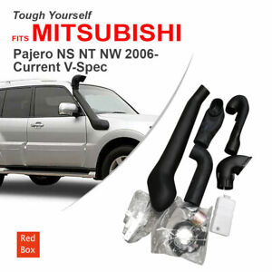 Intake Snorkel Kits For Mitsubishi Pajero NS NT NW V-Spec 3.2L 3.8L 2006-Current