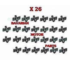 VOLVO 240 260 CLIP FOR ROCKER PANEL MOULDING CLIPS  OE# 1304520