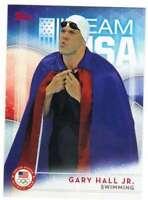 2016 Topps US Olympic Team USA Hopefuls #66 Gary Hall Jr.  Swimming
