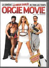 DVD ZONE 2--ORGIE MOVIE / VERSION NON CENSUREE--CARMEN ELECTRA/SELTZER