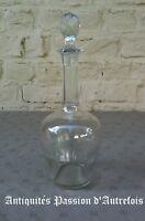 B2017685 - Jolie carafe en verre de 29 cm de hauteur - Très bon état