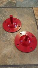 New Holland Baler Needle Yoke Pivot Weld Assembly Spindle, 261873 (set)