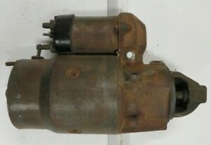 OEM DelcoRemy Buick Chevrolet Pontiac Starter Part Number 1109067 Date Code 8E18