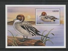 Liberia - 1997, Wildlife, Duck, Bird sheet - MNH