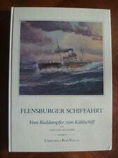 ~FLENSBURGER SCHIFFAHRT~VOM RADDAMPFER zum KÜLSCHIFF-GERT DETLEFSEN-REEFER