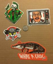Tyler Stout New Sticker Set of 4 different hard to get stickers Sold Out Set 12